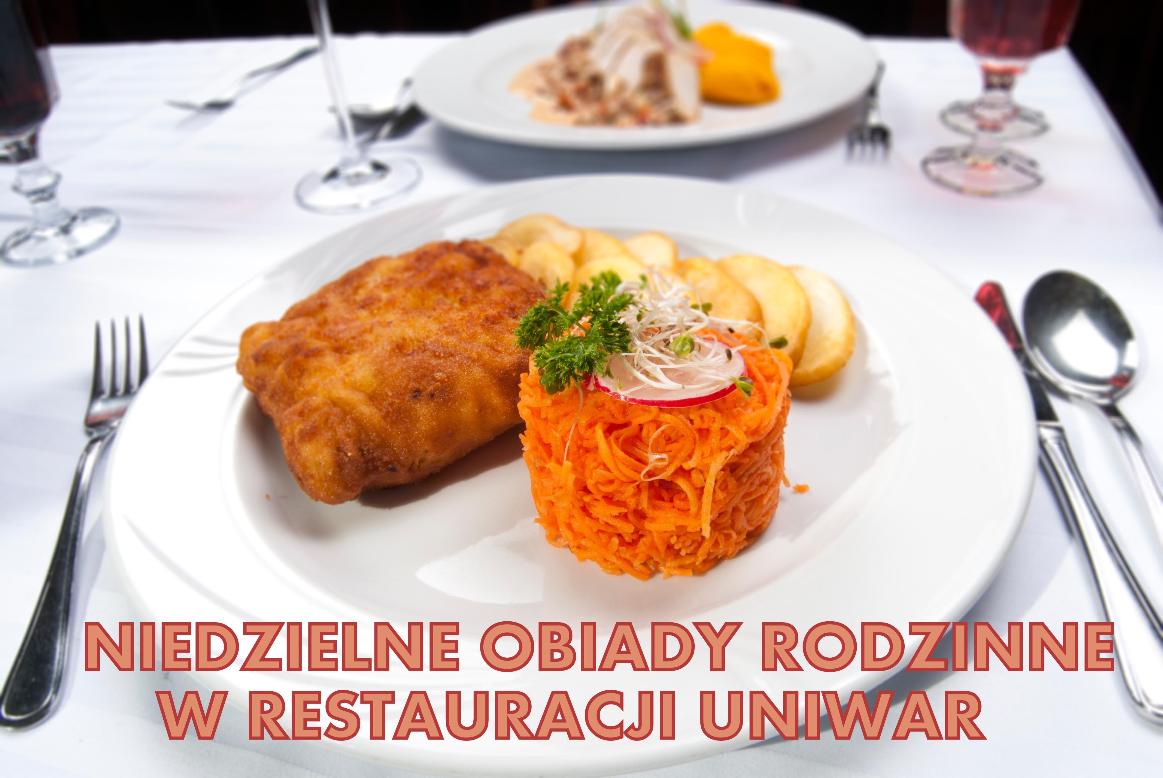 niedzielne obiady w uniwarze